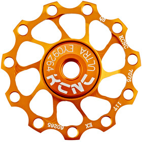 KCNC Jockey Wheel Ultra cuscinetti SS 11 denti oro
